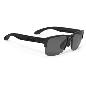 Rudy Project Spinair 58 Sunglasses black gloss - rp optics smoke black